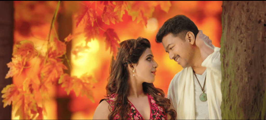 Chella Kutti Song Lyrics From Theri