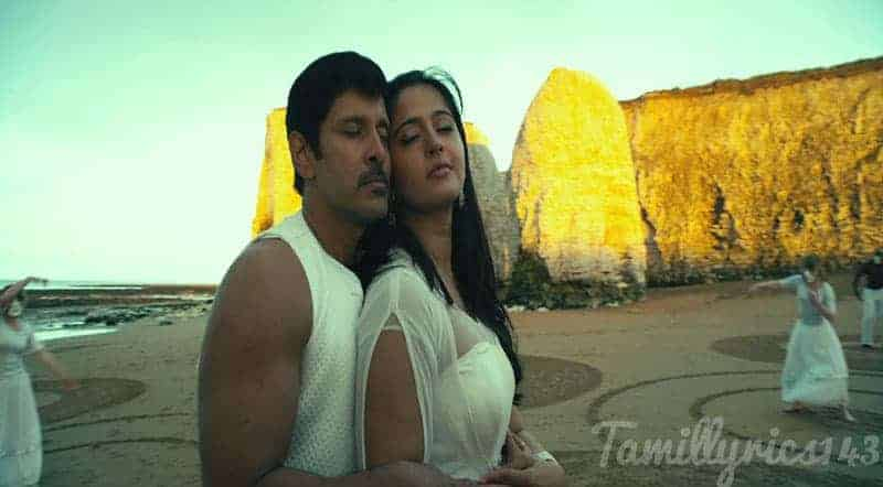 Uyirin Uyire Unathu Vizhiyil Song Lyrics From Thaandavam Tamil Movie