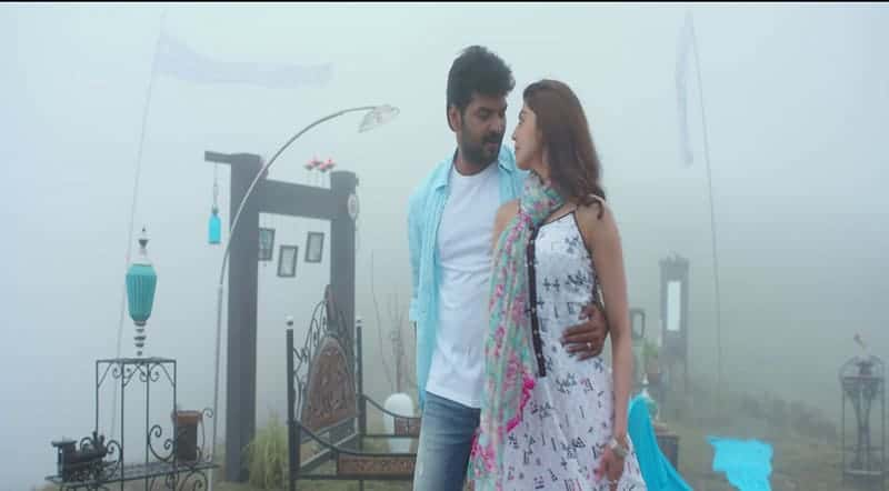Kannadi Poovukku Song Lyrics