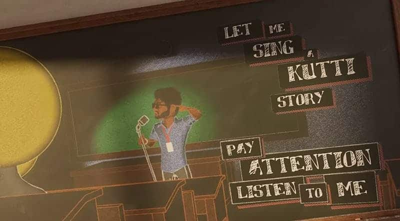 Kutti Story Song Lyrics From Master