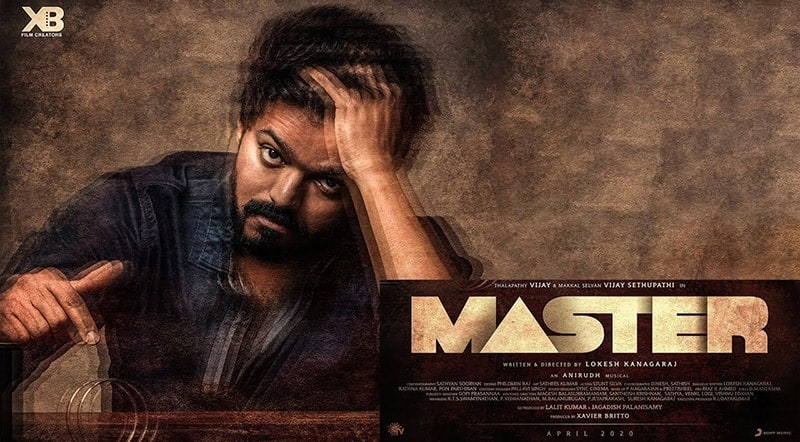 Master Movie Song Lyrics